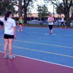 Umpires Netball