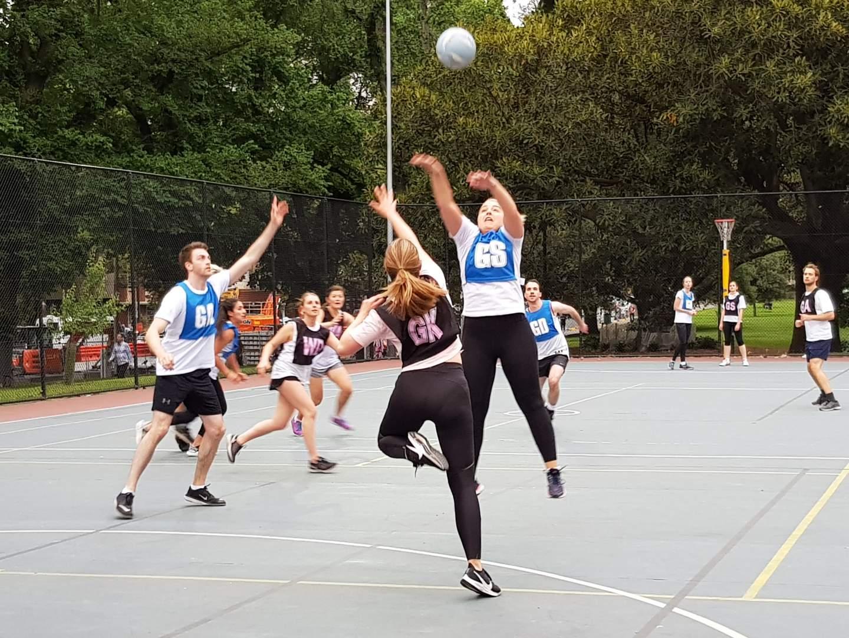 netball Melbourne City