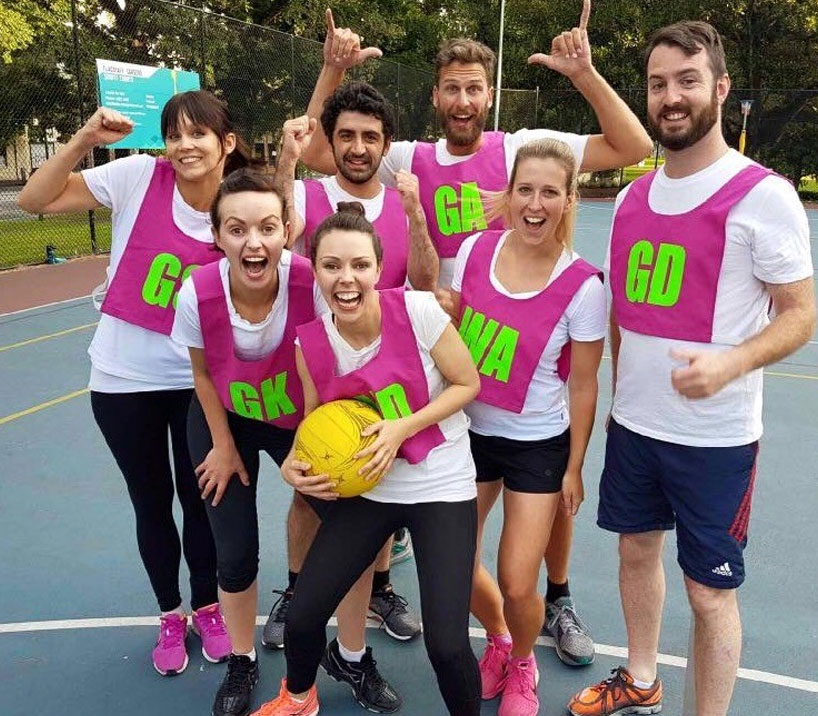 Best Richmond Social Netball | Melbourne Netball