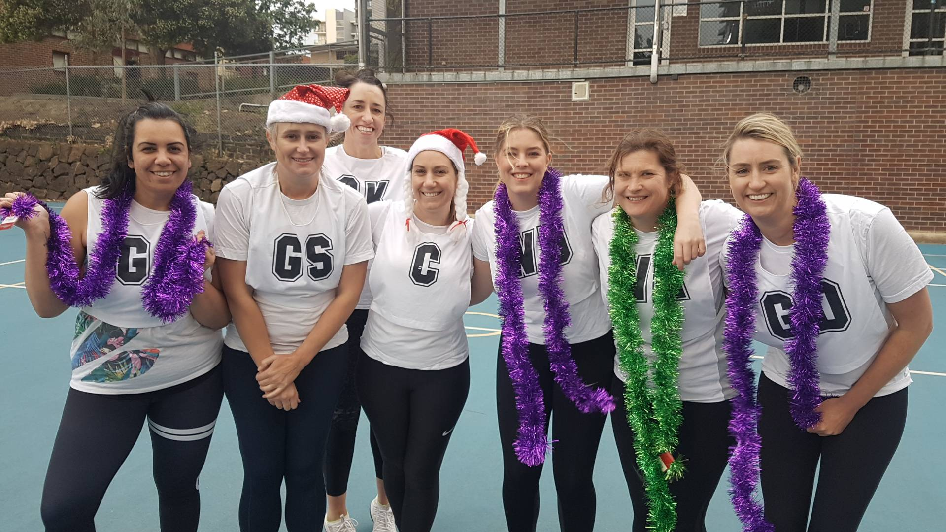 Social Netball Melbourne Netball Tuesday Night